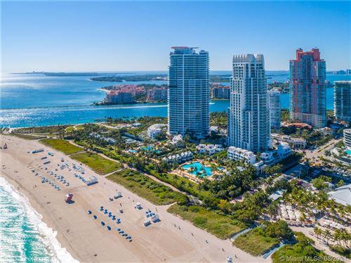 Photo of 50 S Pointe Dr #1507, Miami Beach, FL 33139 (MLS # A11084615)