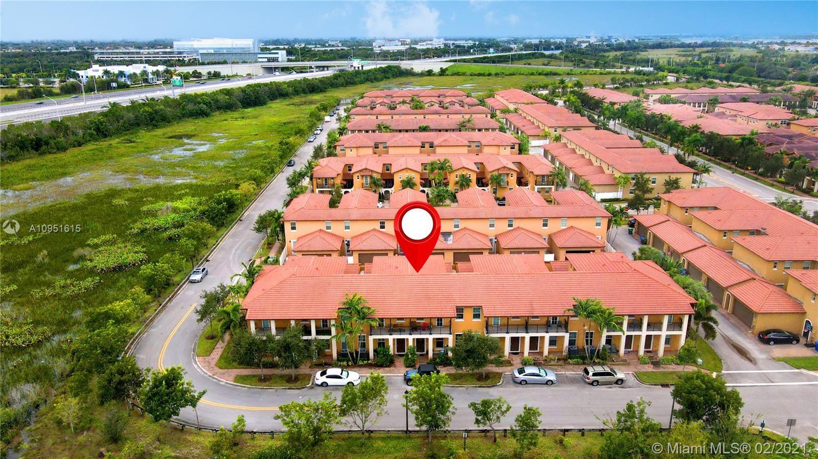 14624 SW 12th St #0, Pembroke Pines, FL 33027 - #: A10951615