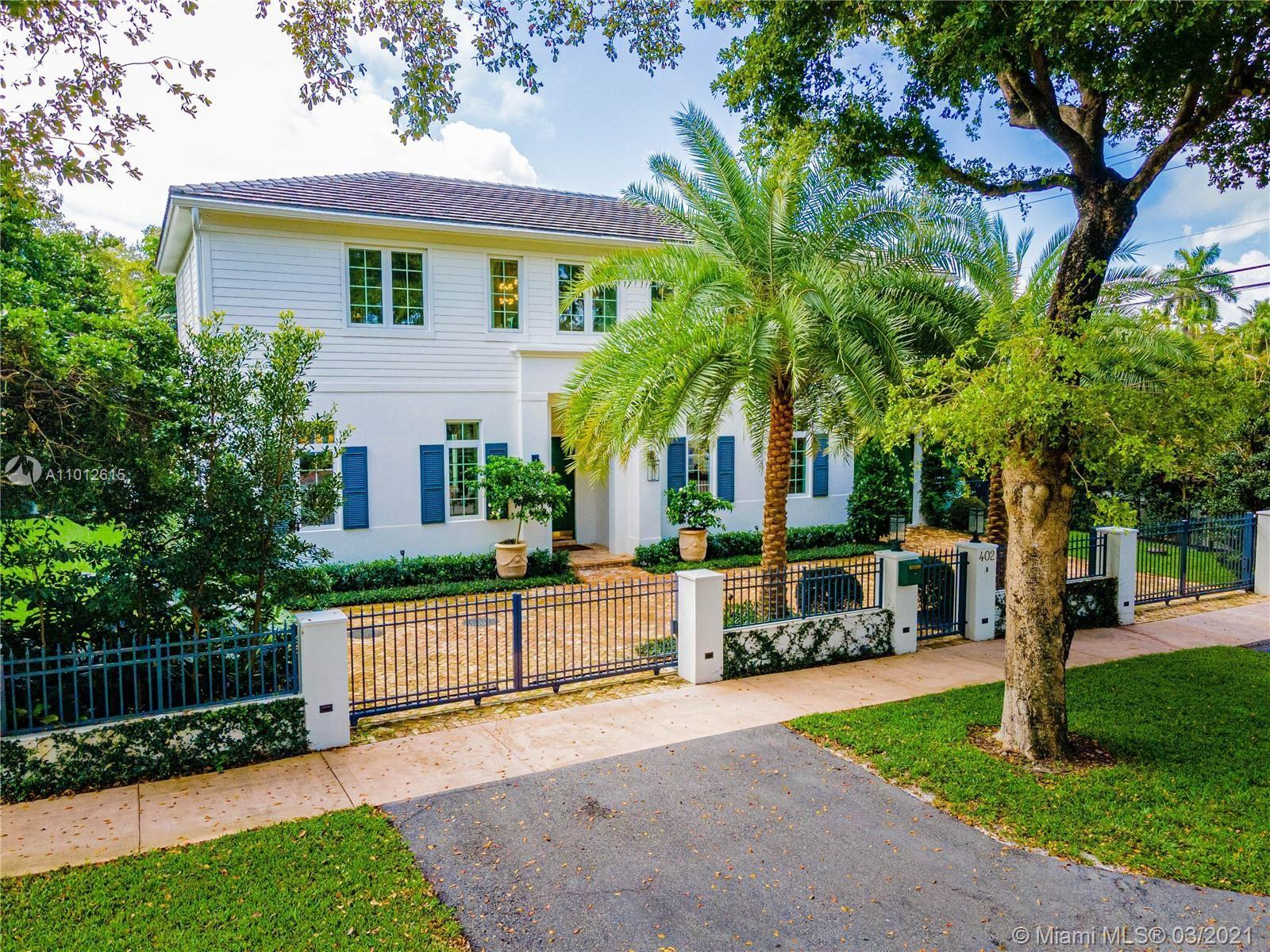 402 Vittorio Ave, Coral Gables, FL 33146 - #: A11012615