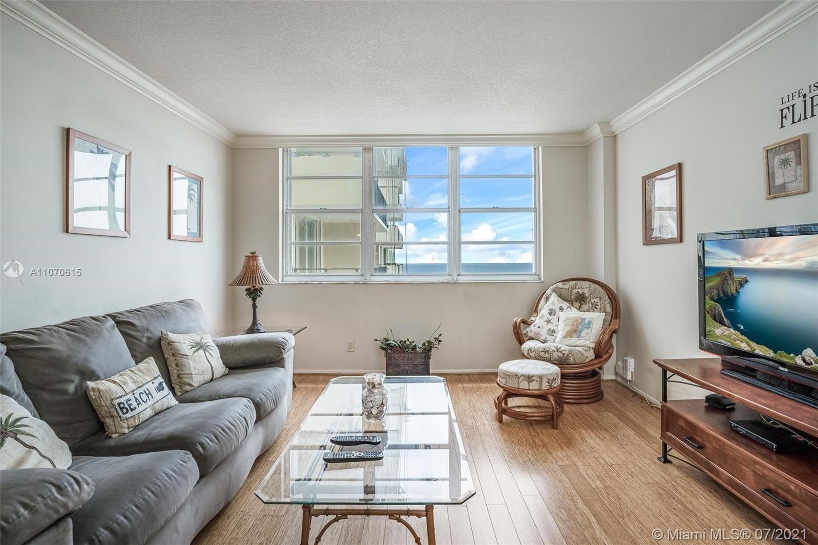 Photo of 1900 S Ocean Blvd #11V, Lauderdale By The Sea, FL 33062 (MLS # A11070615)