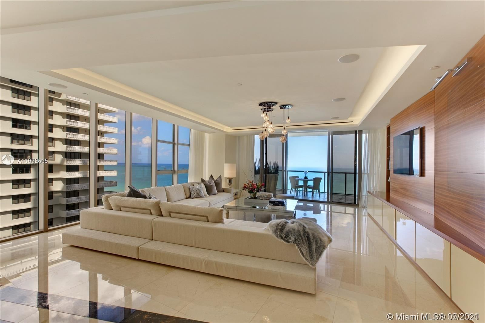 Photo of 9705 Collins Ave #1001N, Bal Harbour, FL 33154 (MLS # A11072615)