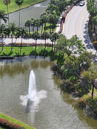 Photo of 19501 W Country Club Dr #2607, Aventura, FL 33180 (MLS # A10832616)