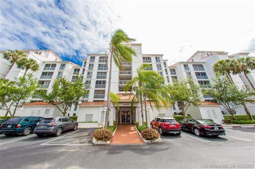 Photo of 4108 W Palm Aire Dr #85A, Pompano Beach, FL 33069 (MLS # A10838616)