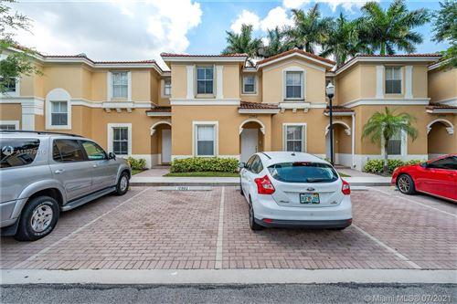 Photo of 12982 SW 32nd St #108, Miramar, FL 33027 (MLS # A11073616)