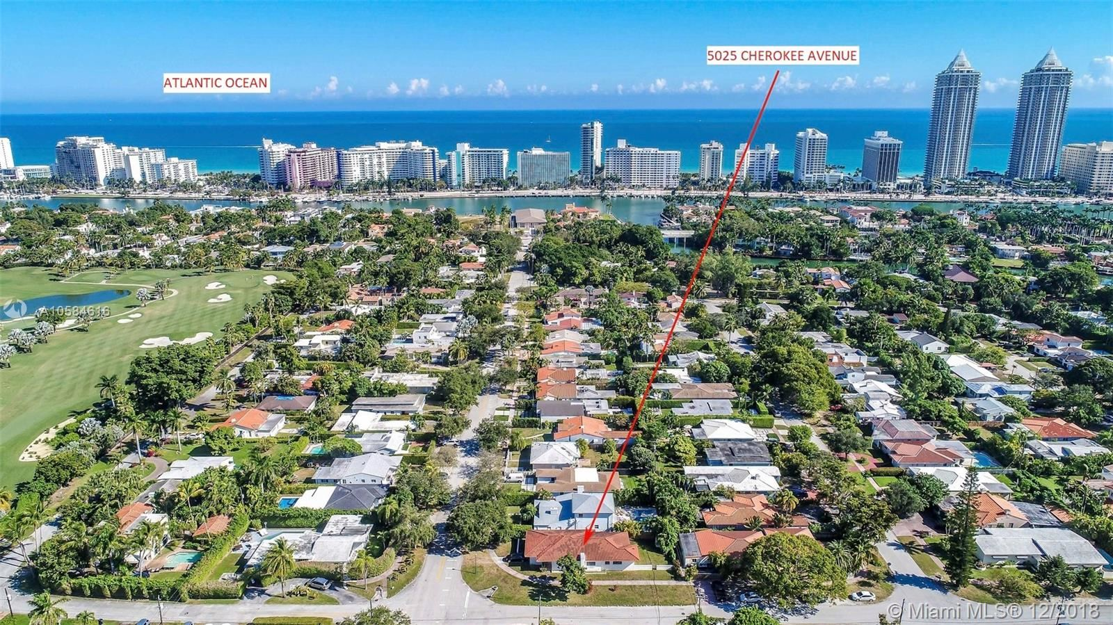 5025 Cherokee Ave, Miami Beach, FL 33140 - #: A10584616