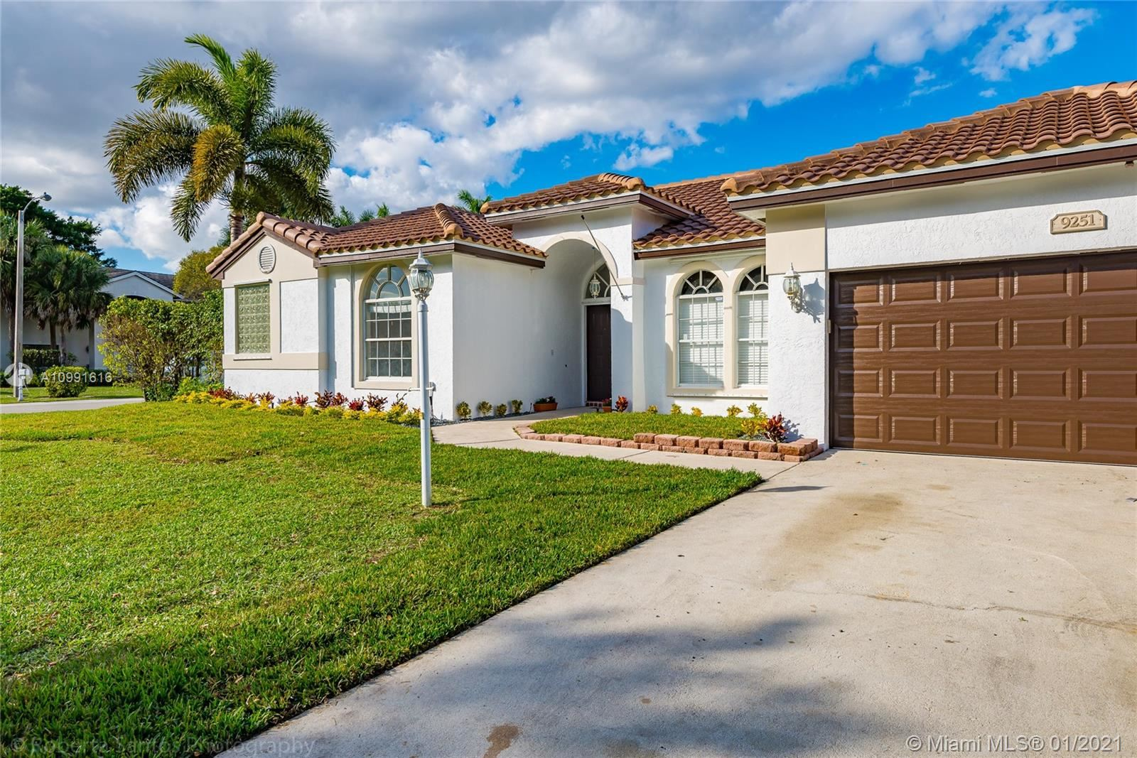 9251 NW 42nd Ct, Coral Springs, FL 33065 - #: A10991616
