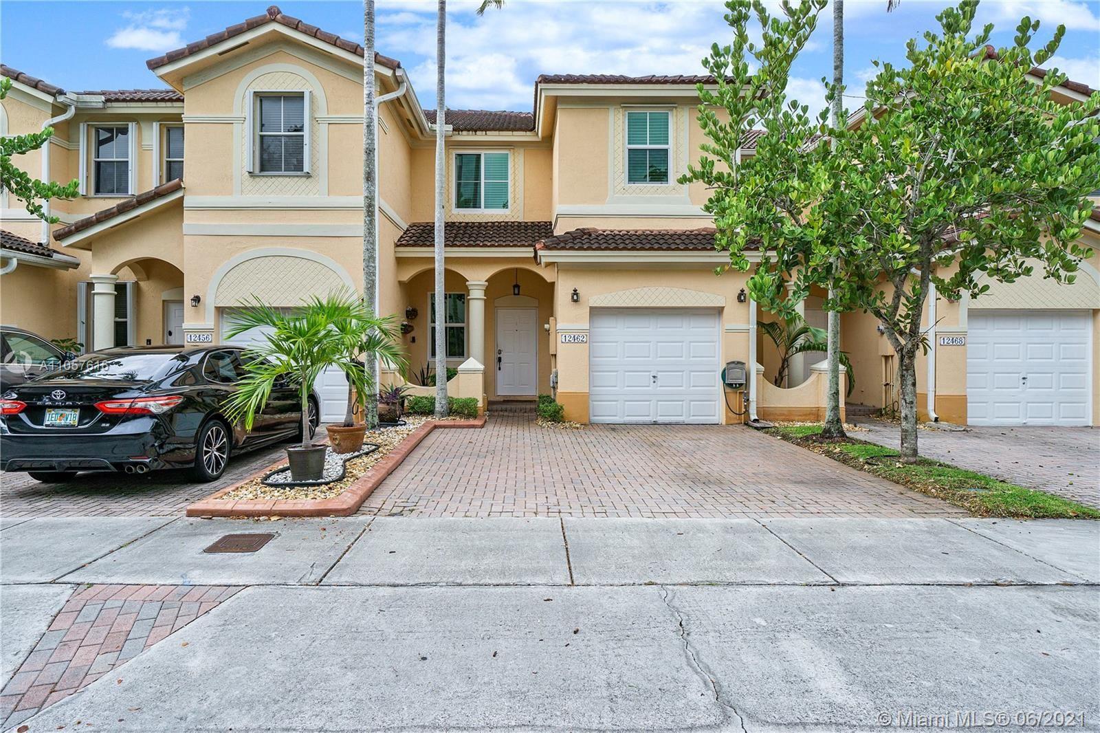 12462 SW 121st Ln #12462, Miami, FL 33186 - #: A11057616
