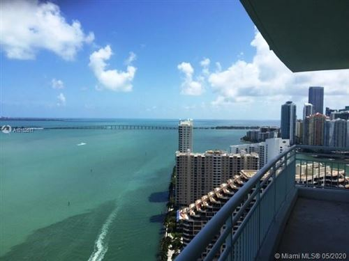 Photo of 808 Brickell Key Dr #3404, Miami, FL 33131 (MLS # A10182617)