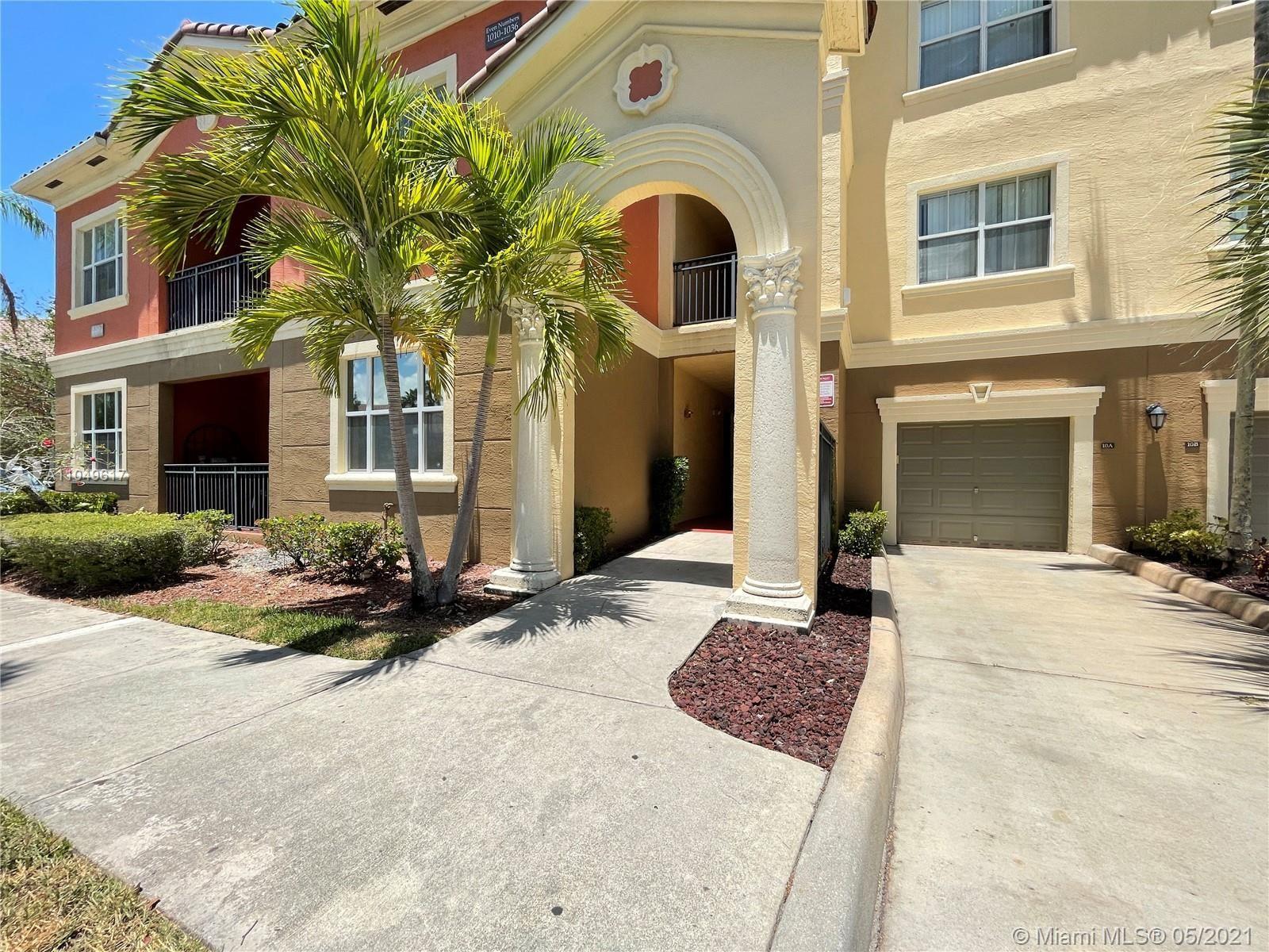 4400 SW 160th Ave #1010, Miramar, FL 33027 - #: A11049617