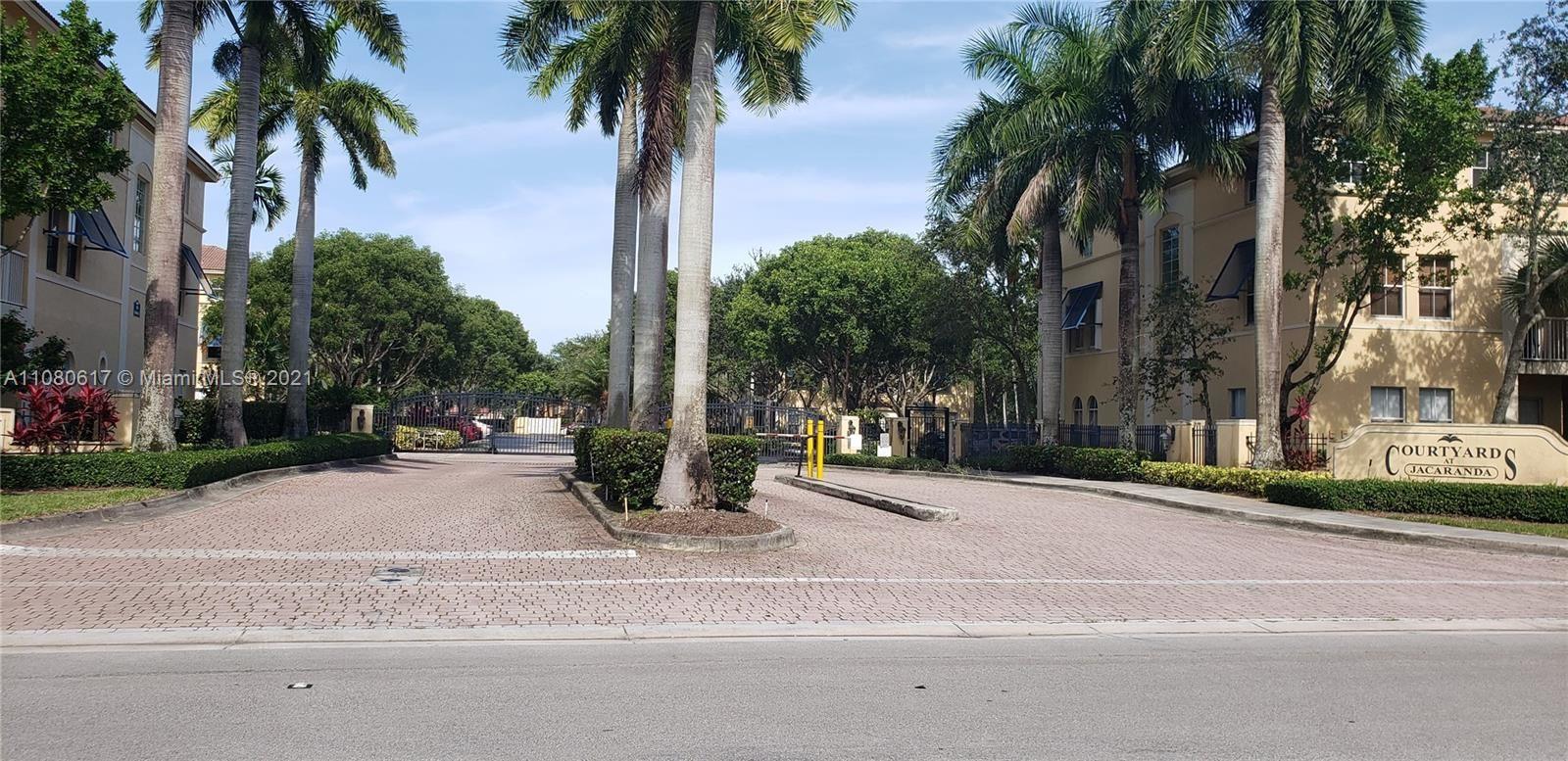 120 Jacaranda Country Club Dr #101, Plantation, FL 33324 - #: A11080617