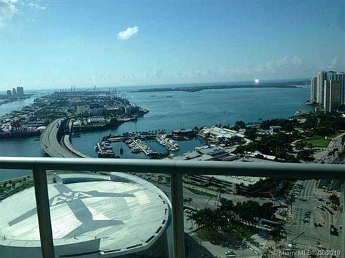 Photo of 888 BISCAYNE BL #4204, Miami, FL 33132 (MLS # A10370618)