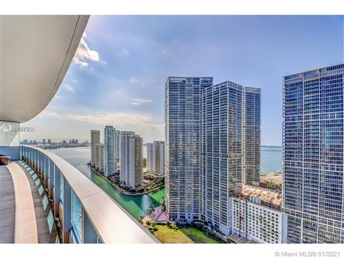 Photo of 200 Biscayne Boulevard Way #3404, Miami, FL 33131 (MLS # A10985618)