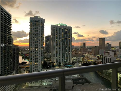 Photo of 485 Brickell Ave #2606, Miami, FL 33131 (MLS # A11027618)