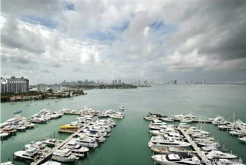 Photo of 1900 SUNSET HARBOUR DR #1808, Miami Beach, FL 33139 (MLS # A11042618)