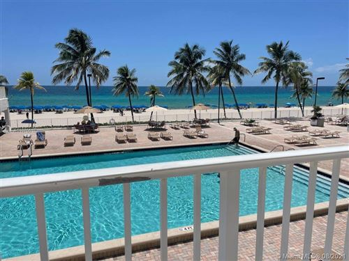 Photo of 2101 S Ocean Dr #302, Hollywood, FL 33019 (MLS # A11076618)