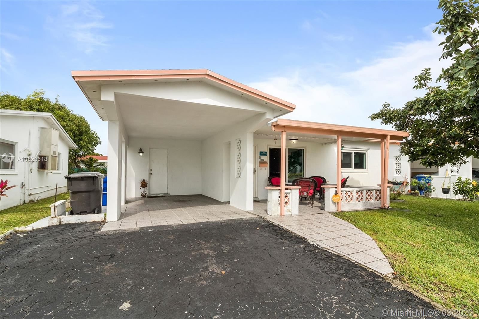 4853 NW 43rd Ct, Lauderdale Lakes, FL 33319 - #: A10829618