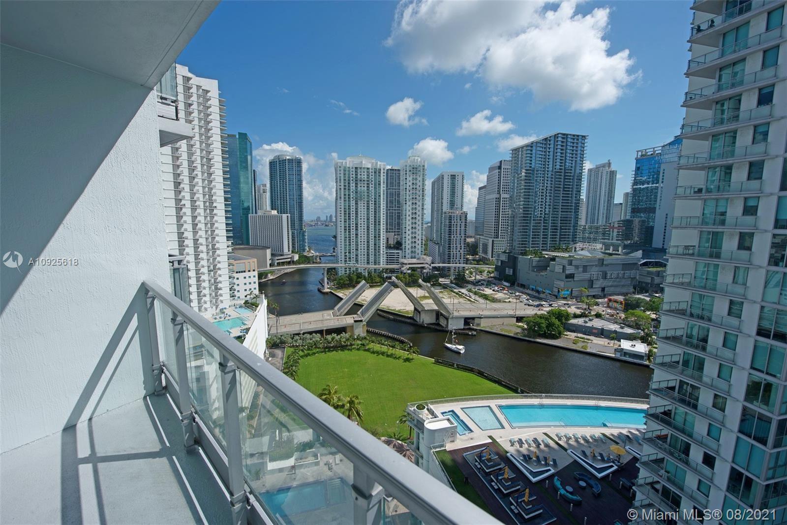 90 SW 3rd St #2411, Miami, FL 33130 - #: A10925618