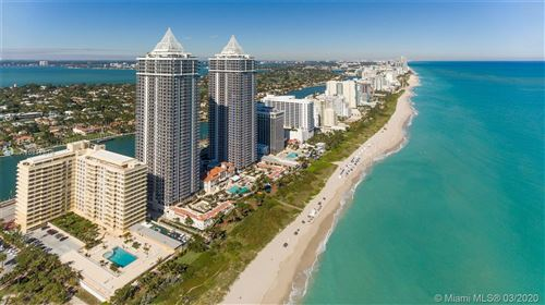 Foto de inmueble con direccion 4779 Collins Ave #604 Miami Beach FL 33140 con MLS A10817619