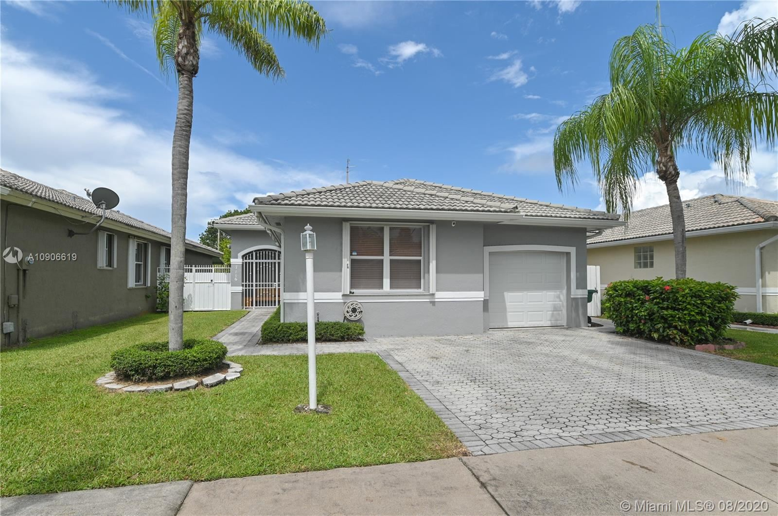 7116 SW 161st Pl, Miami, FL 33193 - #: A10906619