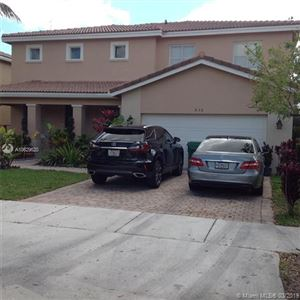 Photo of Listing MLS a10629620 in 838 NW 206th Ter Miami Gardens FL 33169
