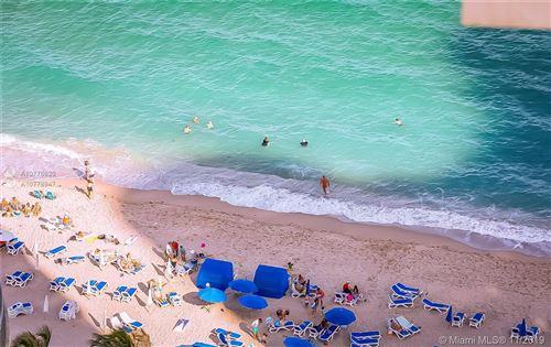 Foto de inmueble con direccion 17315 Collins #1206 Sunny Isles Beach FL 33160 con MLS A10776620