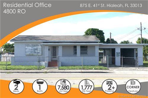 Photo of Listing MLS a10819620 in 875 E 41st St Hialeah FL 33013