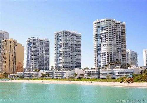 Photo of 16425 Collins Ave #611, Sunny Isles Beach, FL 33160 (MLS # A11042620)