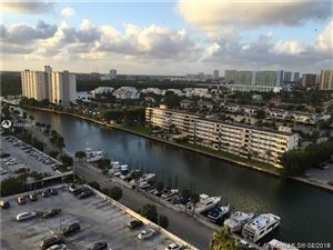 Photo of 100 Bayview Dr #1703, Sunny Isles Beach, FL 33160 (MLS # A10655621)
