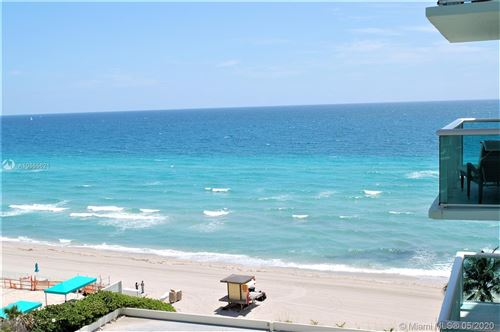 Photo of 3801 S Ocean Dr #9D, Hollywood, FL 33019 (MLS # A10865621)