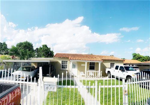 Photo of 571 E 35th St, Hialeah, FL 33013 (MLS # A11109621)