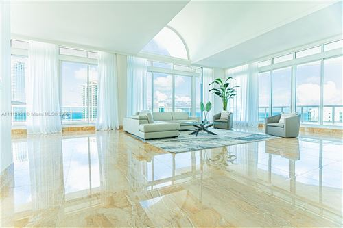 Photo of 16400 Collins Ave #PH41, Sunny Isles Beach, FL 33160 (MLS # A11112621)