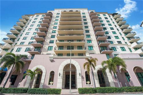 Photo of 1300 Ponce De Leon Blvd #1100, Coral Gables, FL 33134 (MLS # A10805622)