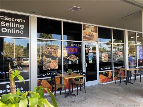 Photo of 14256 SW 8 street, Miami, FL 33184 (MLS # A10989622)