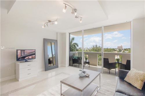 Photo of 800 West Ave #624, Miami Beach, FL 33139 (MLS # A11043622)
