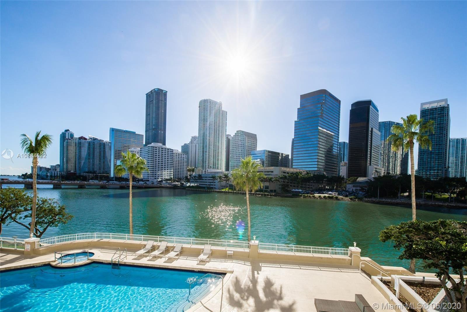 701 Brickell Key Blvd #1707, Miami, FL 33131 - #: A10884622