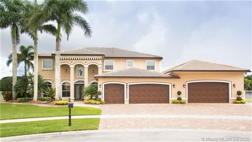 Photo of Listing MLS a10845623 in 4760 Sunkist Way Cooper City FL 33330