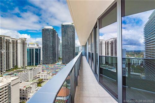 Photo of 1000 Brickell Plaza #2602, Miami, FL 33131 (MLS # A10853623)