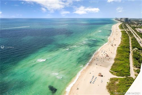 Photo of 15701 Collins #3203, Sunny Isles Beach, FL 33160 (MLS # A10878623)