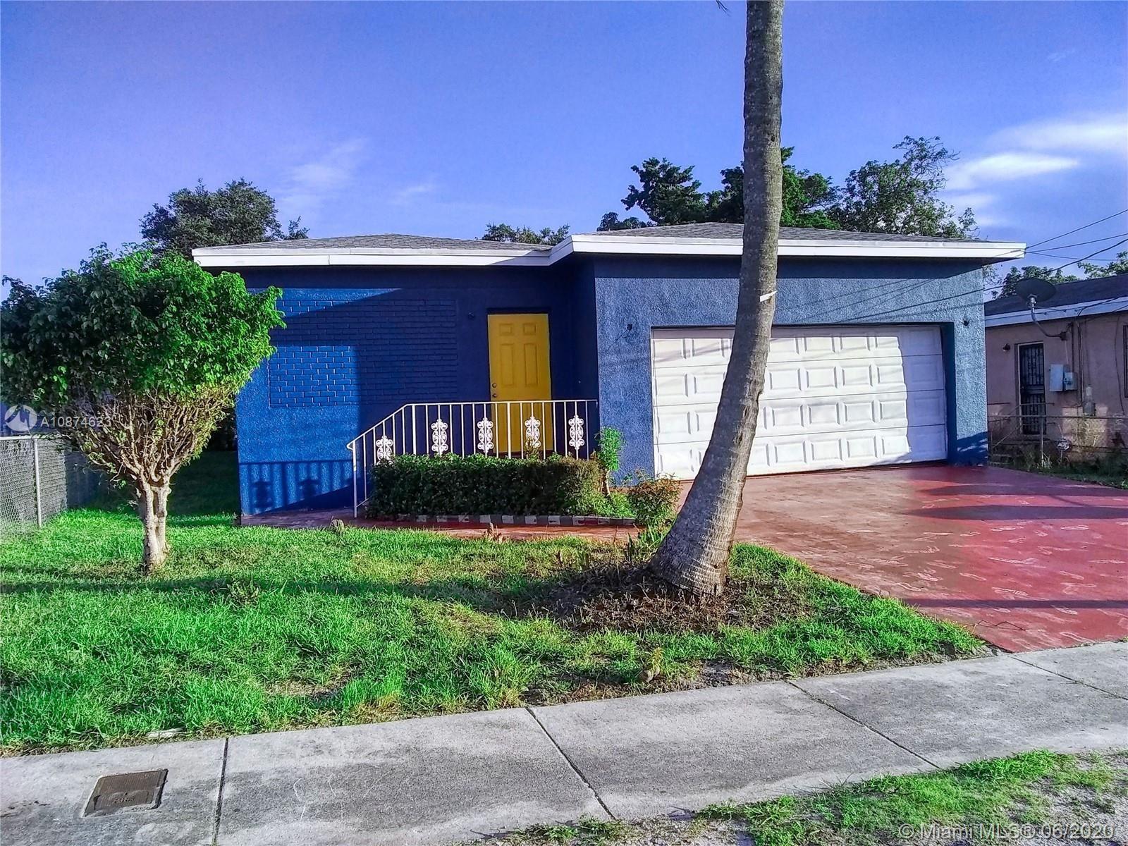 1368 NW 69th St, Miami, FL 33147 - #: A10874623
