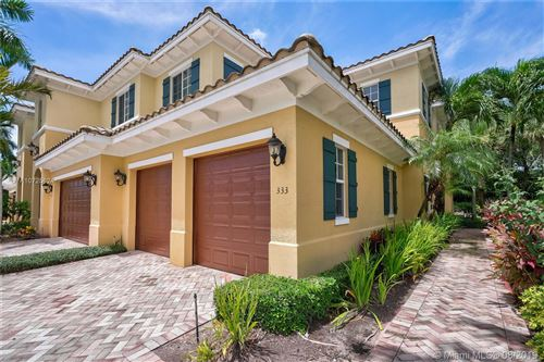 Photo of 333 Chambord Ter, Palm Beach Gardens, FL 33410 (MLS # A10725624)