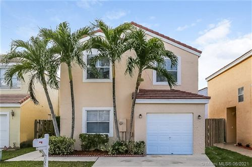 Photo of 6204 Seminole Ter, Margate, FL 33063 (MLS # A11056624)