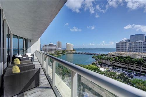Photo of 495 Brickell Ave #1105, Miami, FL 33131 (MLS # A11113624)