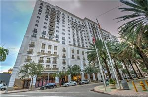 Photo of 10 Aragon Ave #1018, Coral Gables, FL 33134 (MLS # A10690625)