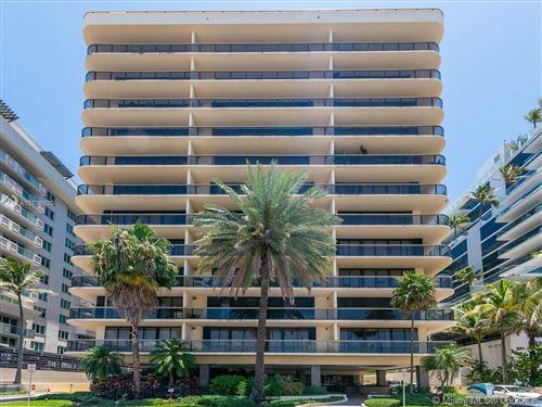 Foto de inmueble con direccion 9455 Collins Ave #301 Surfside FL 33154 con MLS A10779625