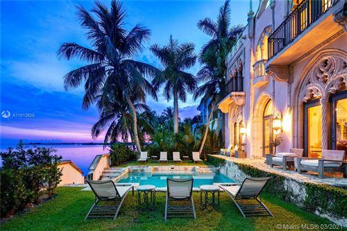 Photo of 1840 S Bayshore Ln, Coconut Grove, FL 33133 (MLS # A11012625)