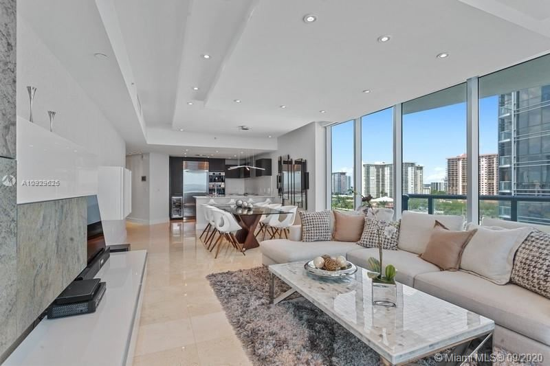 Photo of 17001 Collins Ave #908, Sunny Isles Beach, FL 33160 (MLS # A10929625)