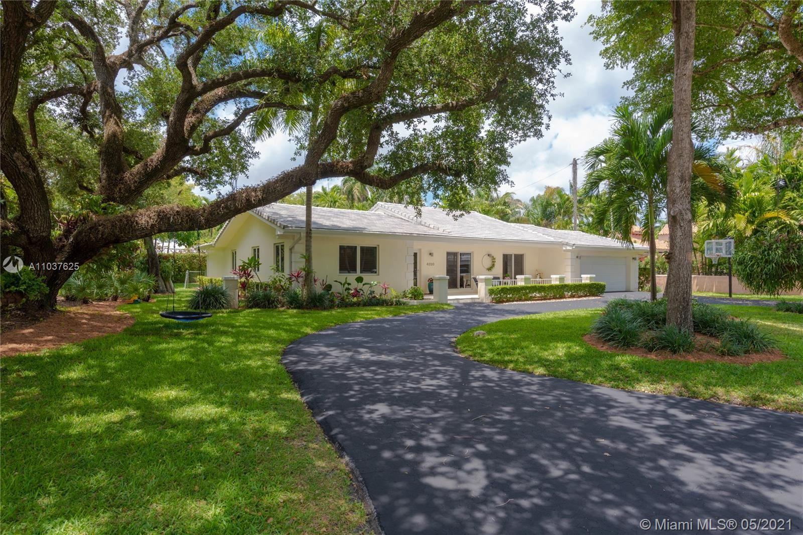 Photo of 4320 Palmarito St, Coral Gables, FL 33146 (MLS # A11037625)