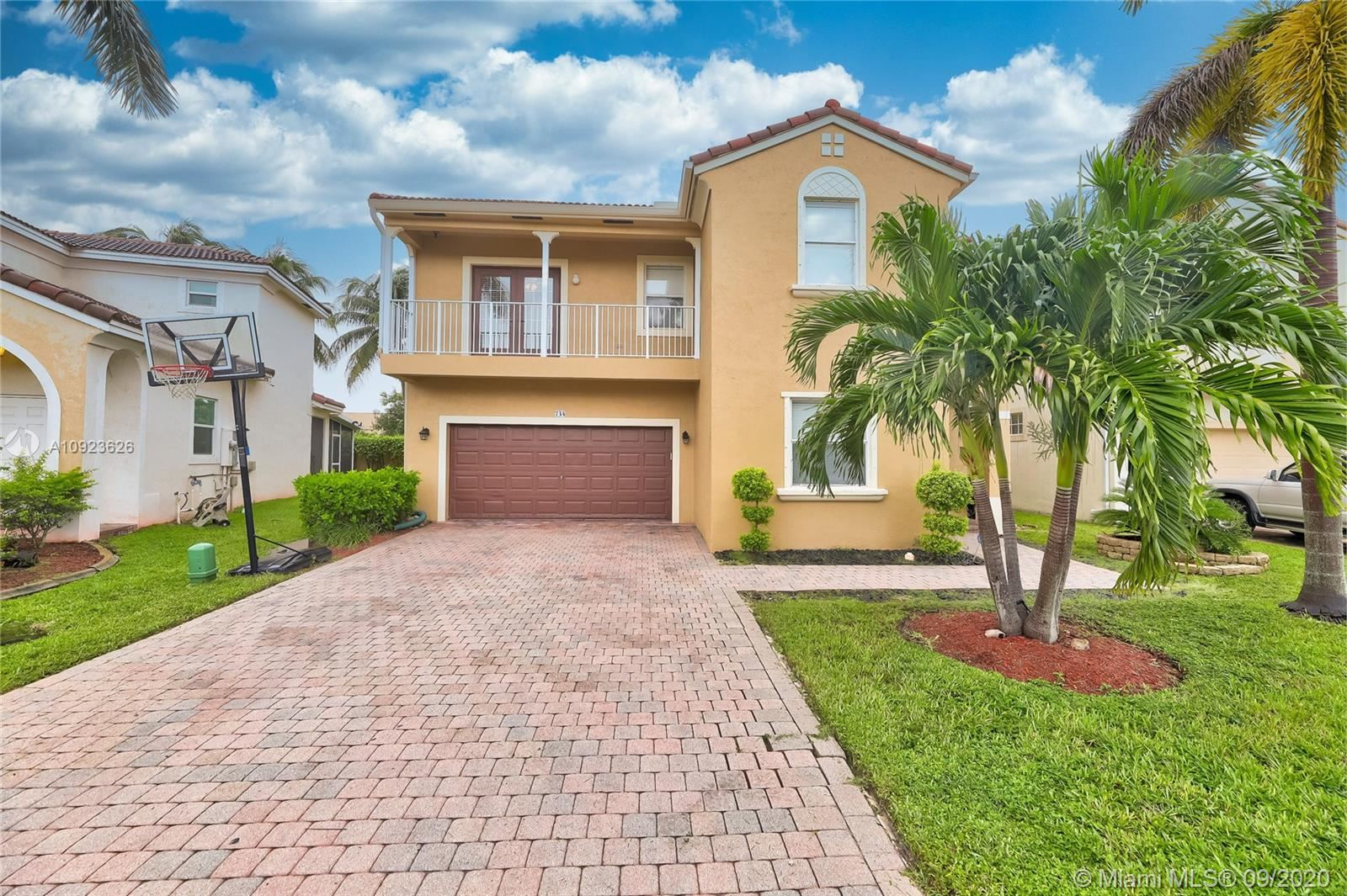 734 NW 127th Ave, Coral Springs, FL 33071 - #: A10923626