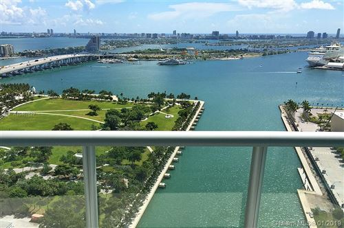 Photo of 888 Biscayne Blvd #3009, Miami, FL 33132 (MLS # A10467627)
