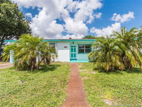 Photo of Listing MLS a10753627 in 3471 NW 1st St Lauderhill FL 33311